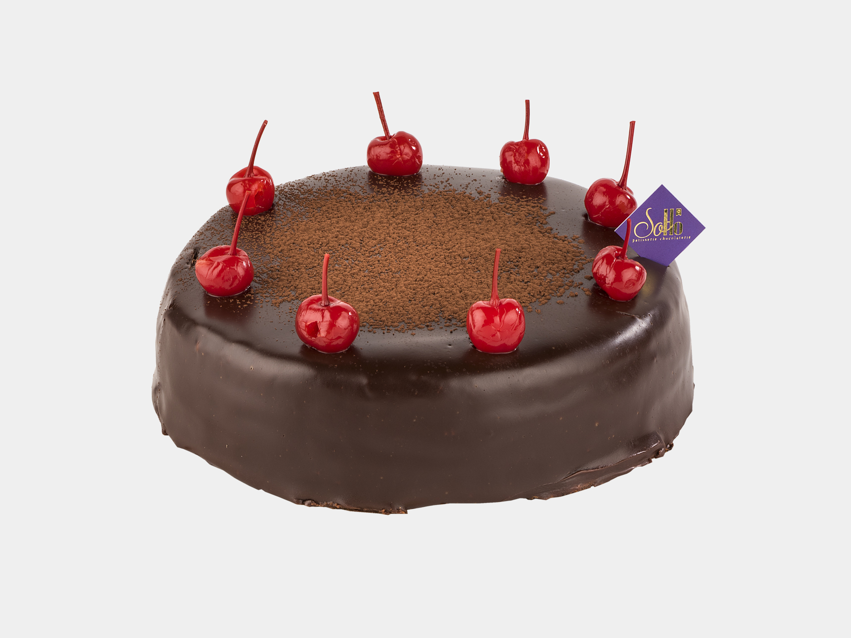 Whole Cake Drunken Cherry small