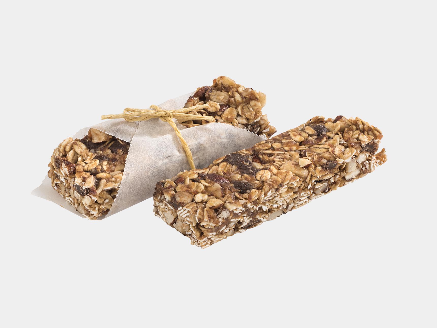 Granola Peanut Butter-Coconut-Chocolate