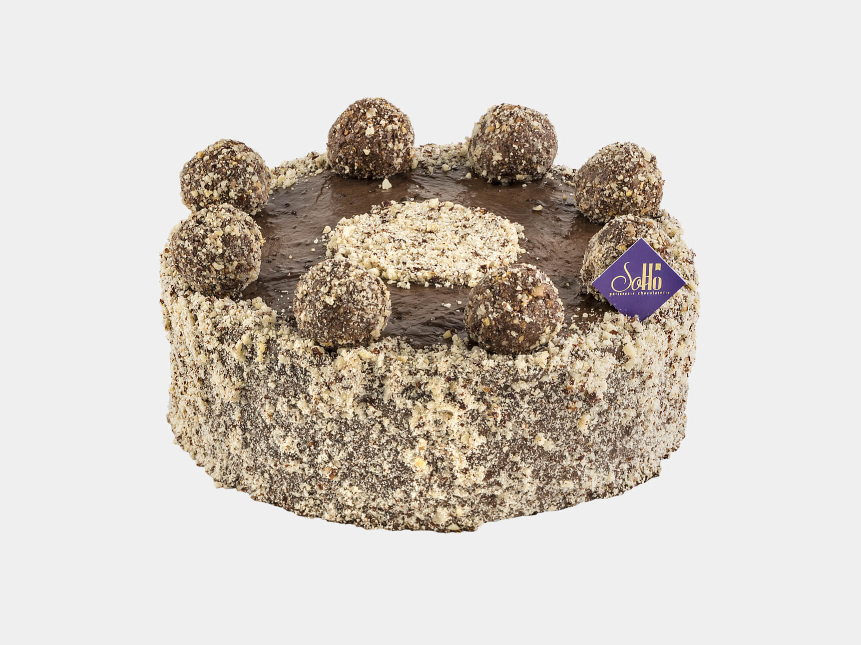 Whole Cake Rocher small