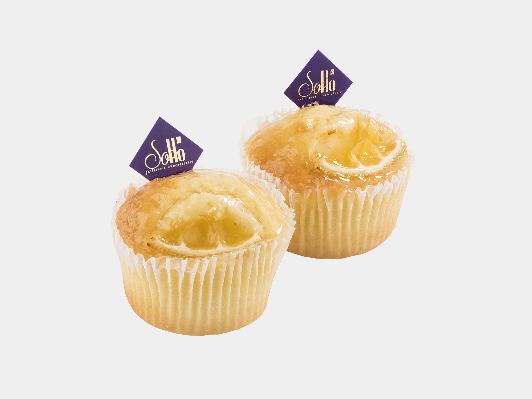 Muffin Lemon