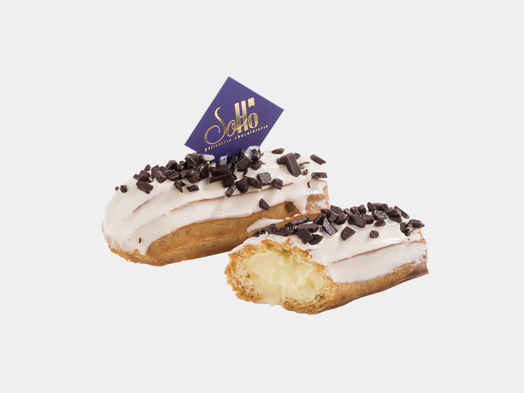 French Eclair Vanilla mini