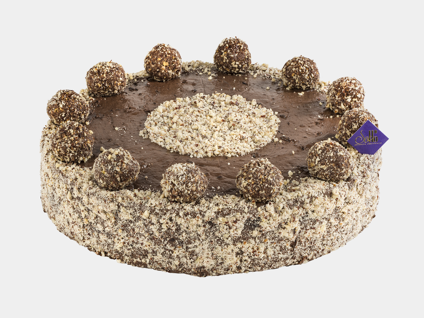 Whole Cake Rocher